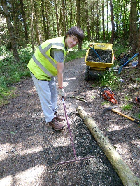 Volunteer Trail Maintenance